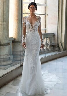 PRONOVIAS PRIVÉE PICKFORD Mermaid Wedding Dress