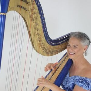 Honolulu, HI Harpist | Pumehana Wadsworth - Harp Hawaii
