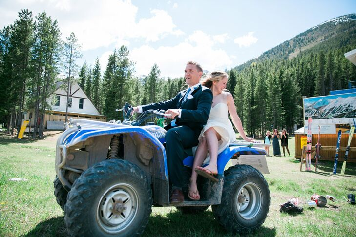 Castle Mountain Tractor Recessional