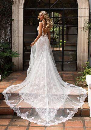 Moonlight Collection J6702 Mermaid Wedding Dress