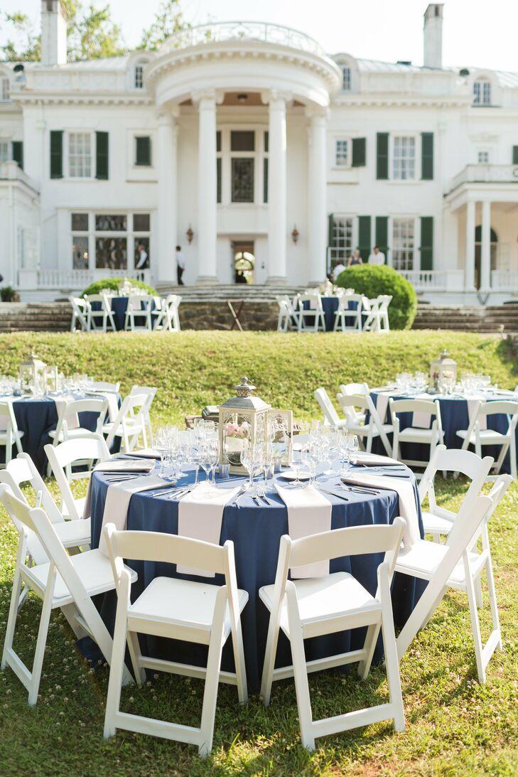 Oak Ridge Estate & Farm Outdoors Wedding Reception