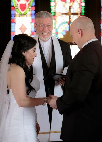 REVonCall Wedding Officiant & Premarital Counseling