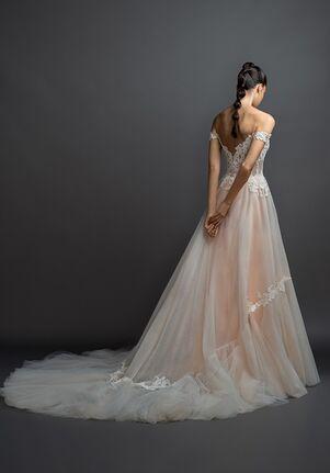 Lazaro Jaden/3903 A-Line Wedding Dress