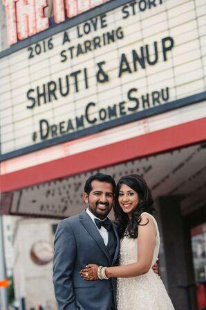 Couple Outside the Fillmore Detroit