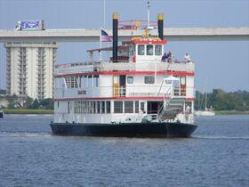 Charleston Harbor Tours