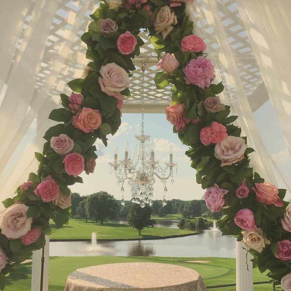 Pink Dahlia Floral Event Design Florists Denville Nj