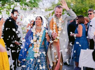 Every element of Sona and Matt's wedding at UC Berkeley beautifully paid homage to the details that make their relationship their own. From choosing t