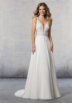 Morilee by Madeline Gardner/Voyage Shiloh 6927 A-Line Wedding Dress