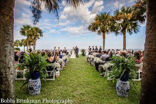 Wedding venues in savannah ga the knot the king and prince beach golf resort junglespirit Gallery