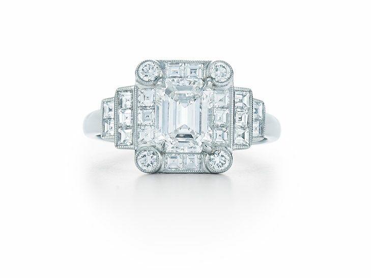 Kwiat Engagement Ring