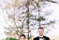 When planning their spring nuptials, Hope Ryan (24 and a first-grade teacher) and Nick Johnson (24 and an international logistics account manager) dit