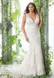 Morilee by Madeline Gardner/Julietta Pietra Sheath Wedding Dress