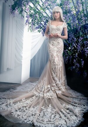 Ysa Makino KYM170 Sheath Wedding Dress