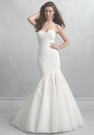 Madison James MJ17 Mermaid Wedding Dress
