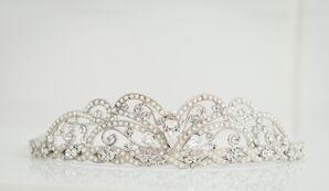 Swarovski Crystal Wedding Tiara