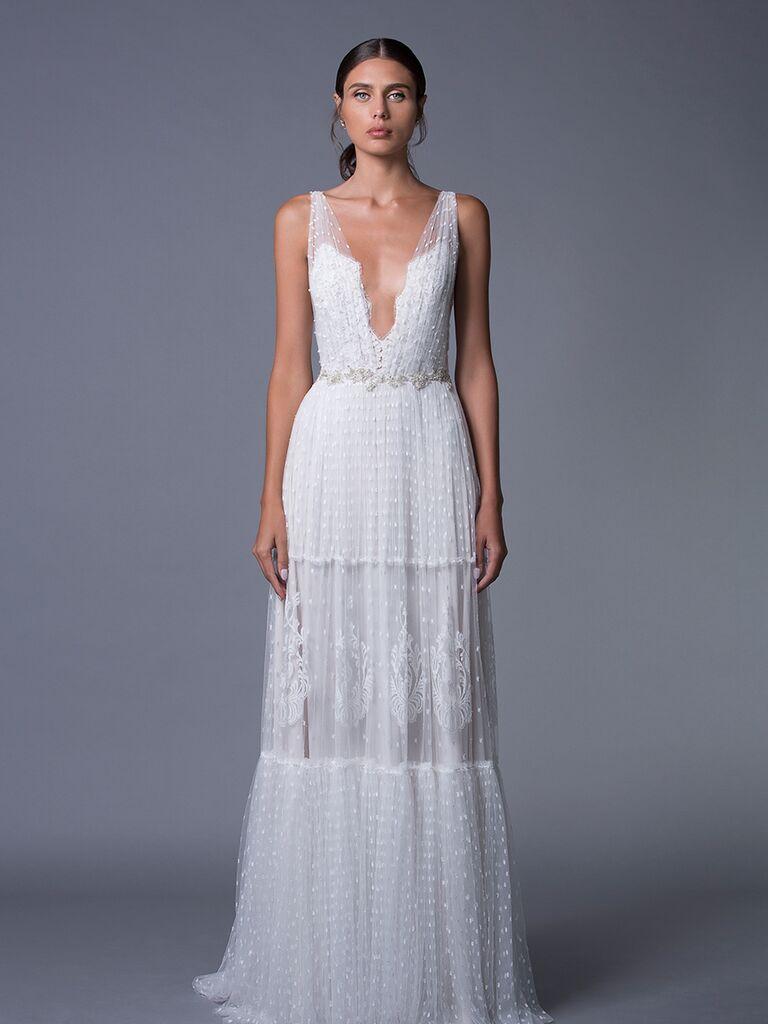 Lihi Hod 'Sydney lace' wedding dress for Fall 2017