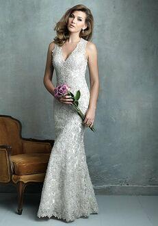 Allure Couture C320 Sheath Wedding Dress