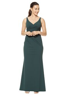 Bill Levkoff 1630 V-Neck Bridesmaid Dress