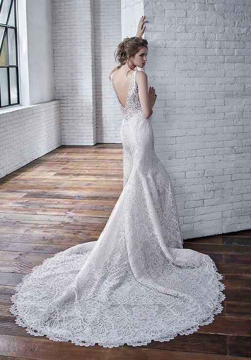 Badgley Mischka Bride Cindy Mermaid Wedding Dress