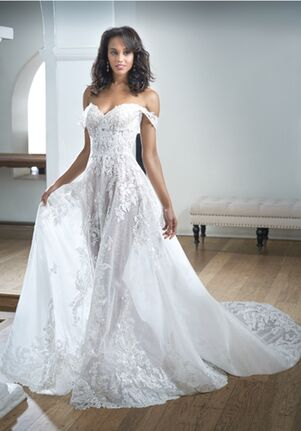 Jasmine Couture T212061 Ball Gown Wedding Dress