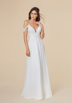 Moonlight Tango T842 A-Line Wedding Dress