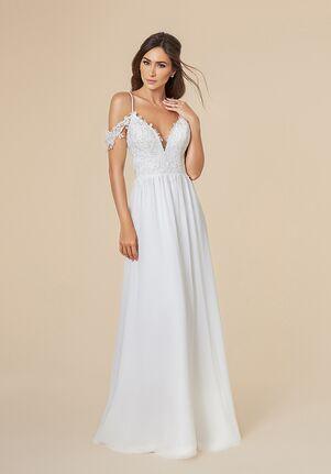 Moonlight Tango T842 A-Line Wedding Dress