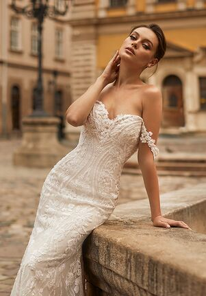 Val Stefani PARIS Mermaid Wedding Dress