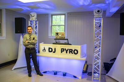 DJ Pyro Entertainment Services