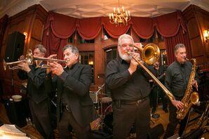 Big Brass Wedding Band