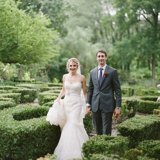Real Garden Weddings