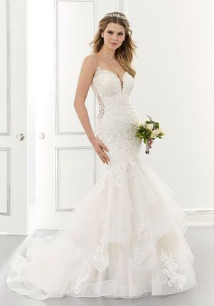 Morilee by Madeline Gardner Alexis Mermaid Wedding Dress