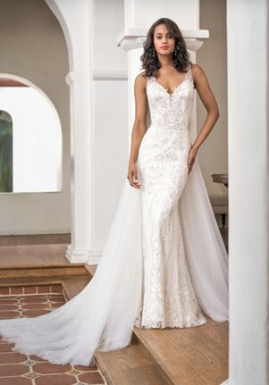 Jasmine Couture T212057 Mermaid Wedding Dress