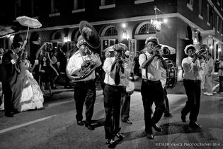 White Oak Productions-Bands, DJs, Second Lines and more