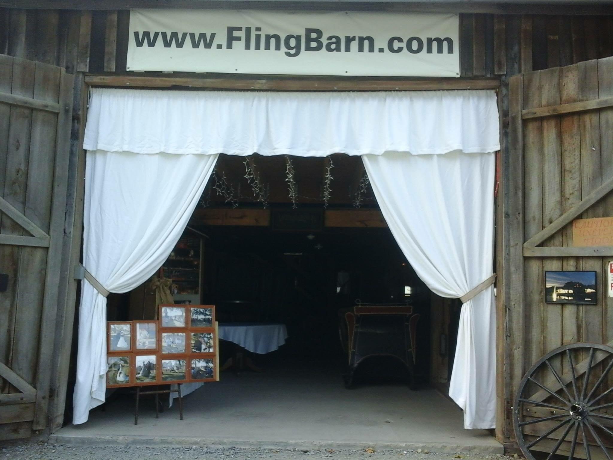 Fling Barn | Reception Venues - Hillsboro, OH