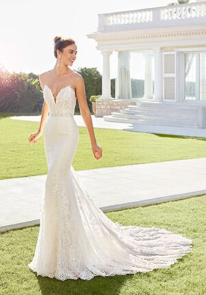 Rosa Clará CAVA Mermaid Wedding Dress