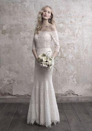 Madison James MJ470 Sheath Wedding Dress