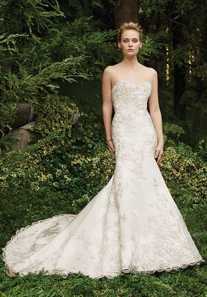 Casablanca Bridal 2257 Thistle Mermaid Wedding Dress
