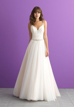 Allure Romance 3004 A-Line Wedding Dress