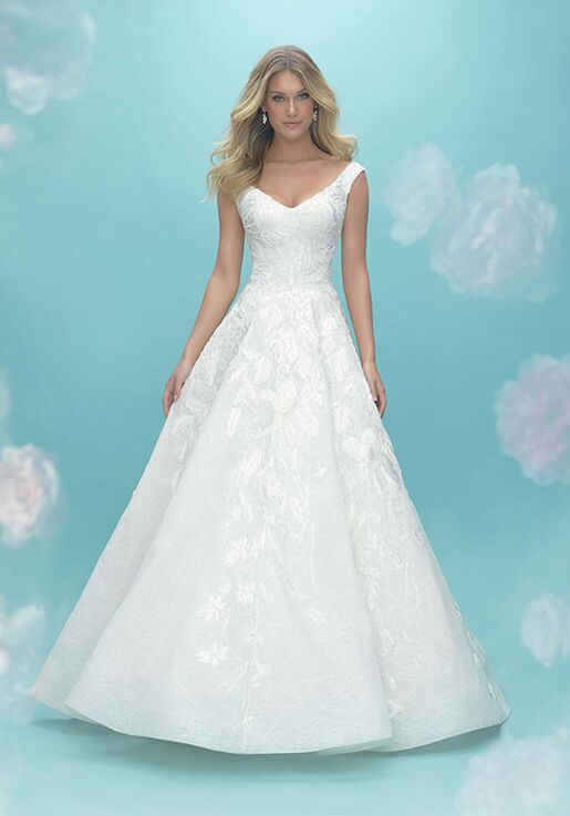 Allure Bridals 9475 Ball Gown Wedding Dress