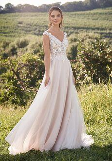 Lillian West 66133 A-Line Wedding Dress