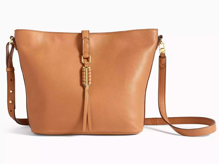 Leather brown bag. Looking for the perfect 50th anniversary gift ...