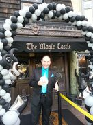 Van Nuys, CA Magician | Stoil Stoilov / Magician from Magic Castle