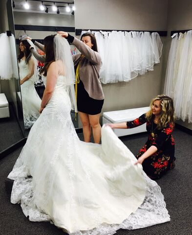 Madison square bridal of greenville greenville sc for Wedding dress shops greenville sc