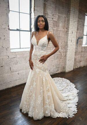 Martina Liana 1301 Mermaid Wedding Dress