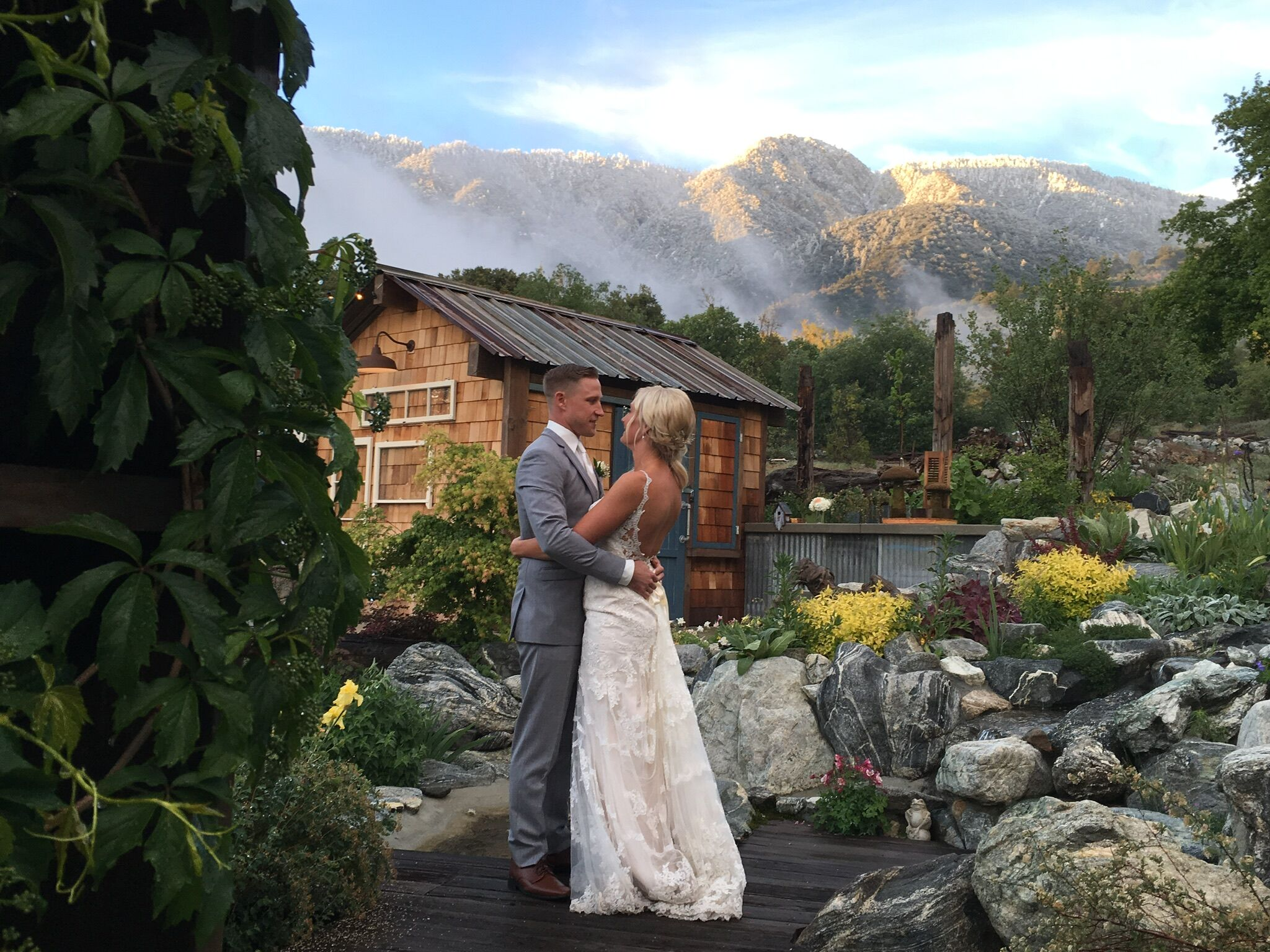 Wedding Venues In Oak Glen Ca
