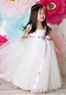 FATTIEPIE elsa Flower Girl Dress