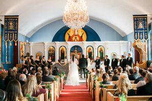Traditional Greek Orthodox Wedding Ceremony
