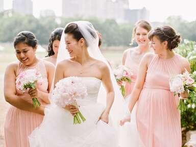 peony wedding bouquet ideas