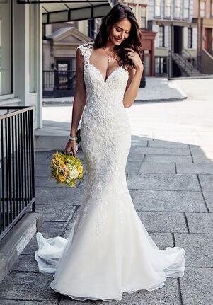 KITTYCHEN Couture SIENNA, K1861 Sheath Wedding Dress