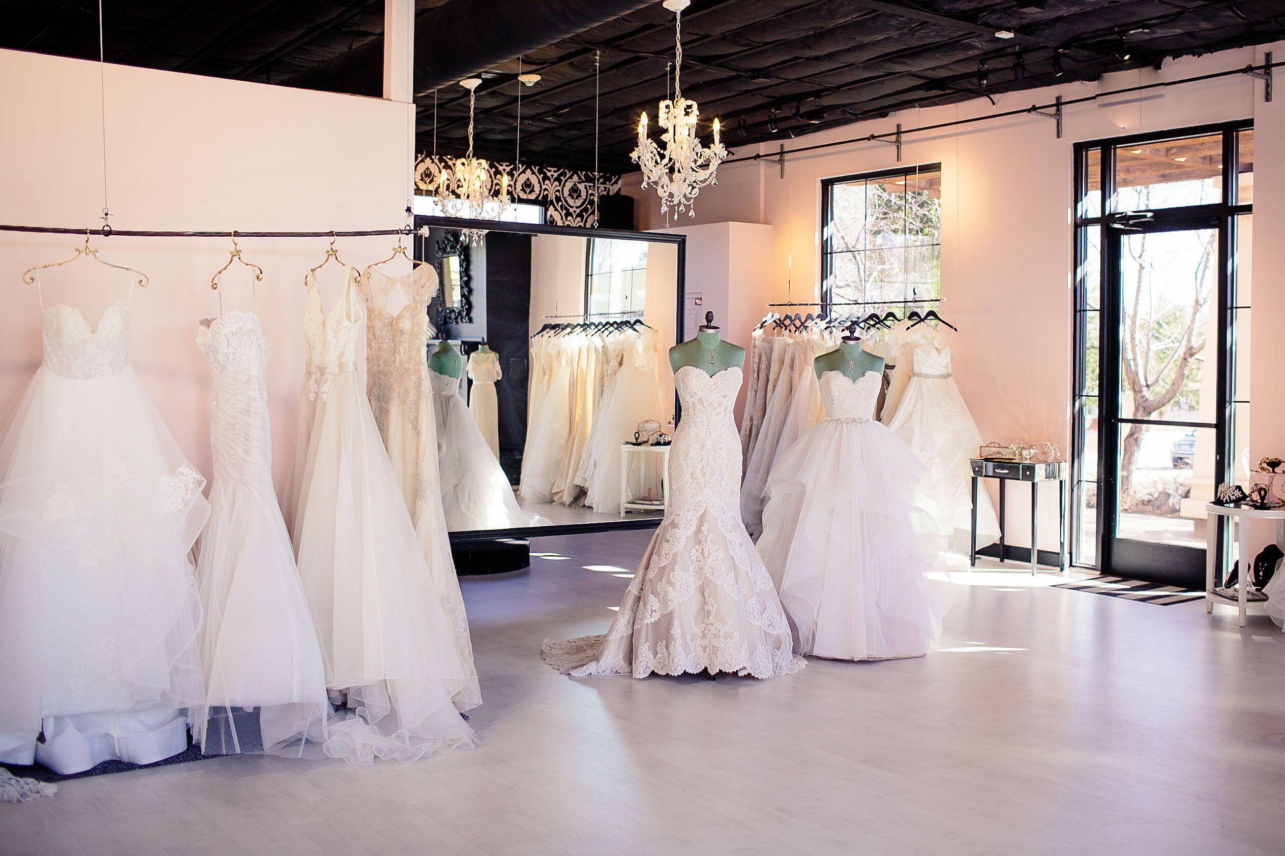 Swoon...a bridal salon - Reno, NV